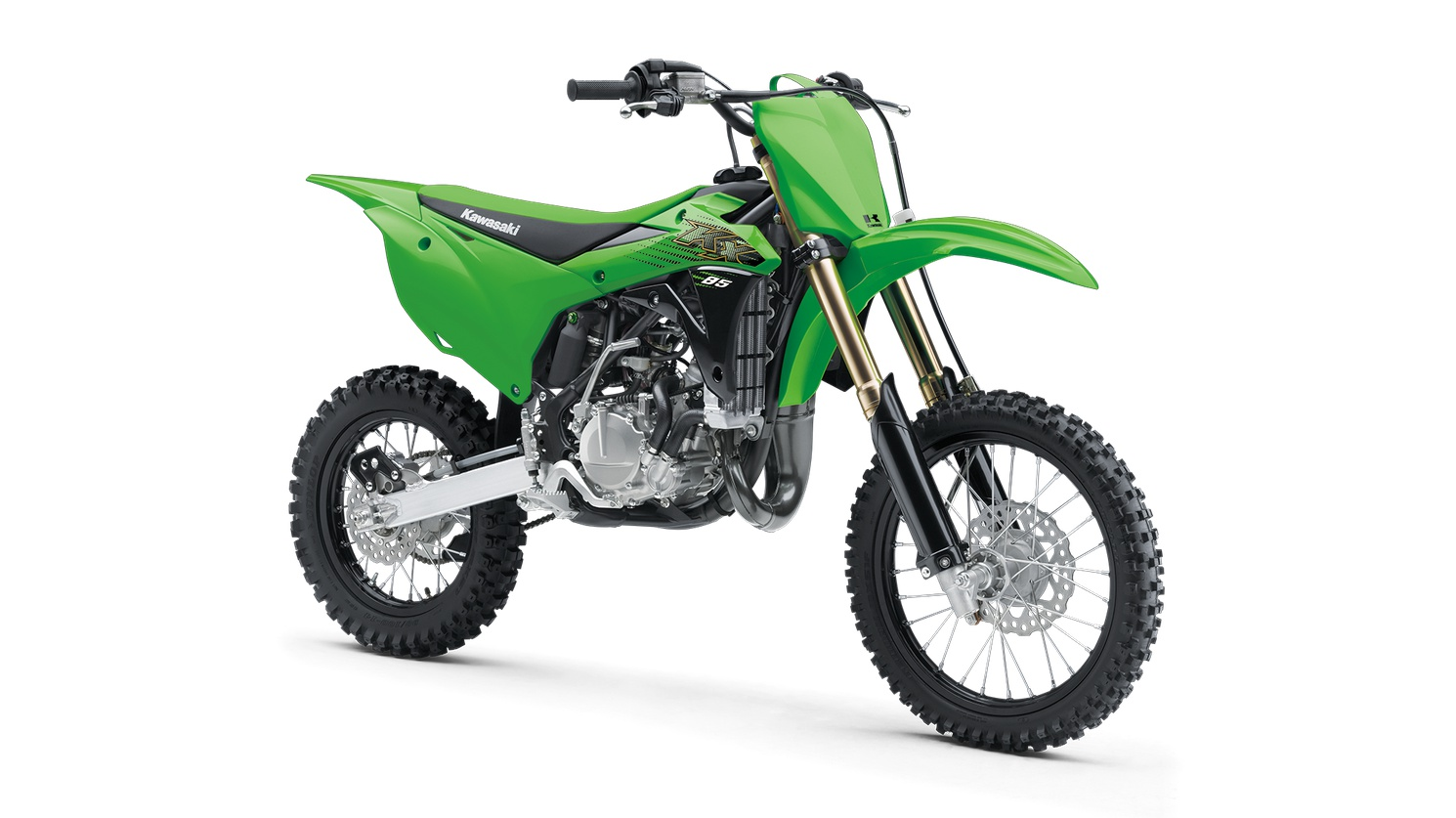 2020 Kawasaki KX85 Lime Green