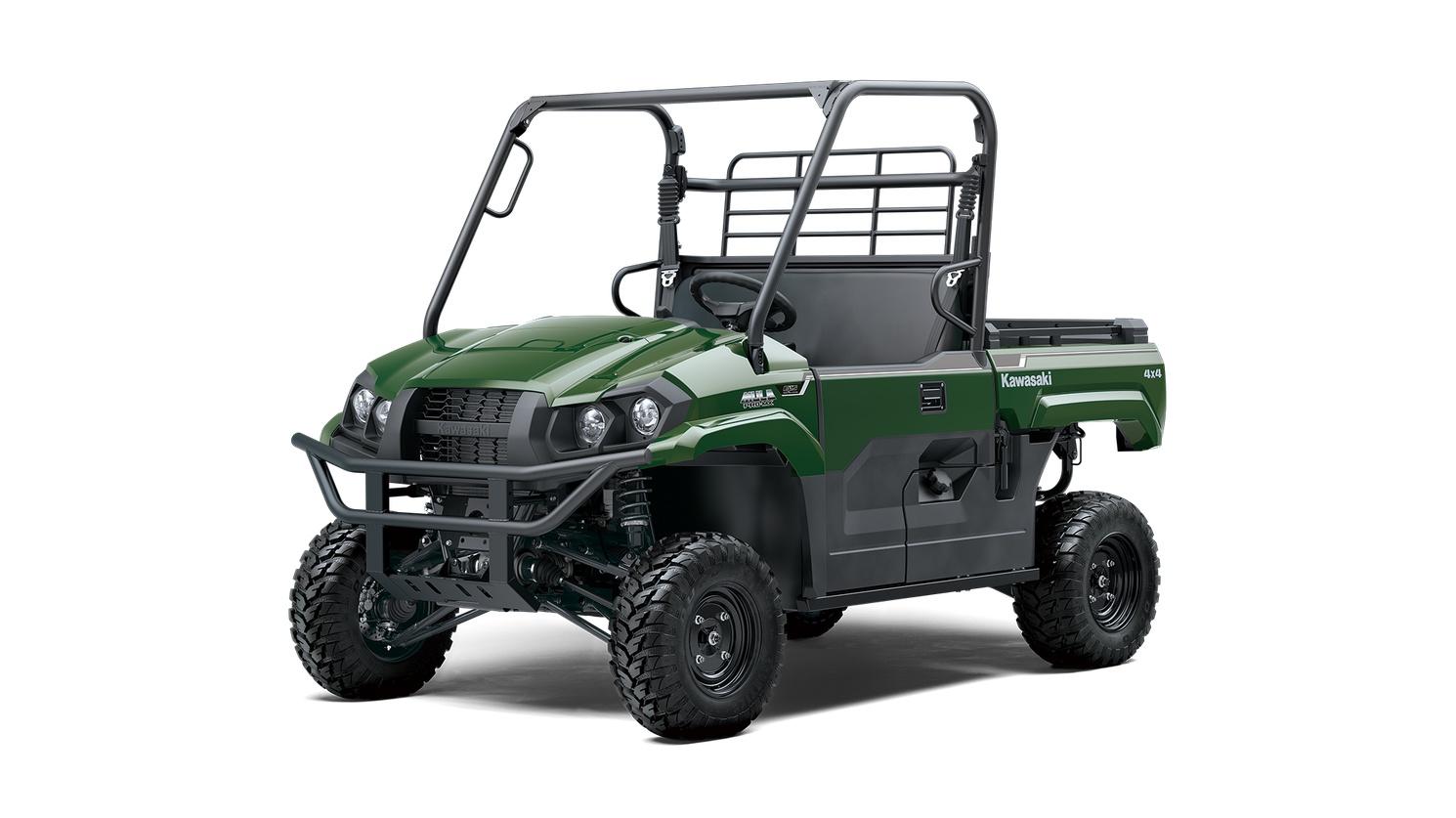 2020 Kawasaki MULE PRO-MX EPS Timberline Green