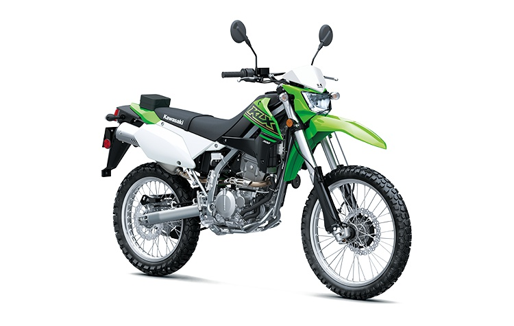 Kawasaki KLX300 Vert Lime 2021