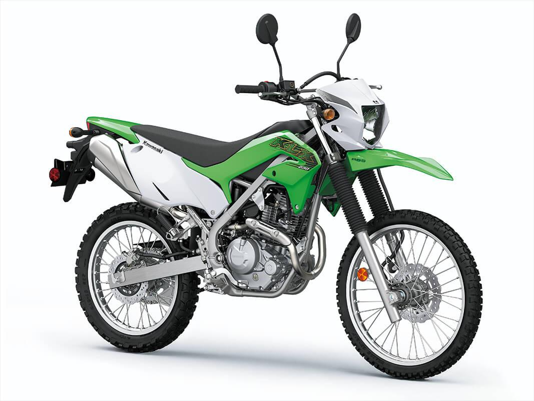 Kawasaki KLX230 Vert Lime 2020