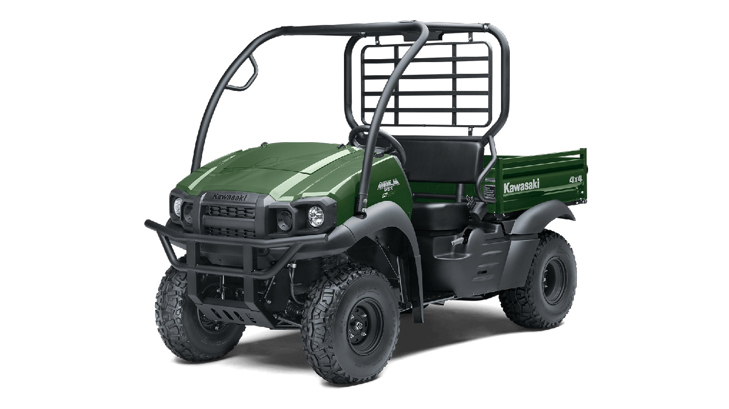 2021 Kawasaki MULE SX 4x4 FI Timberline Green