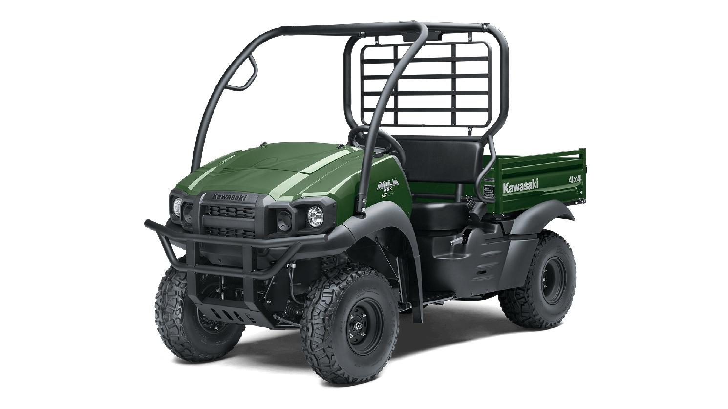 2020 Kawasaki MULE SX 4×4 FI Timberline Green