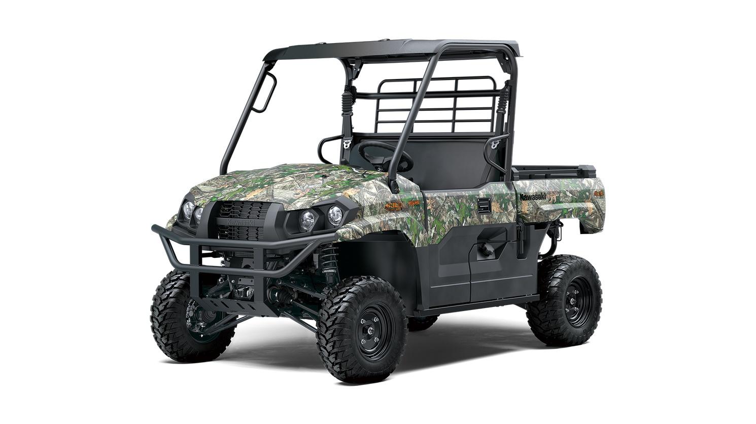 2021 Kawasaki MULE PRO-MX EPS CAMO Camouflage Truetimber Htc Green