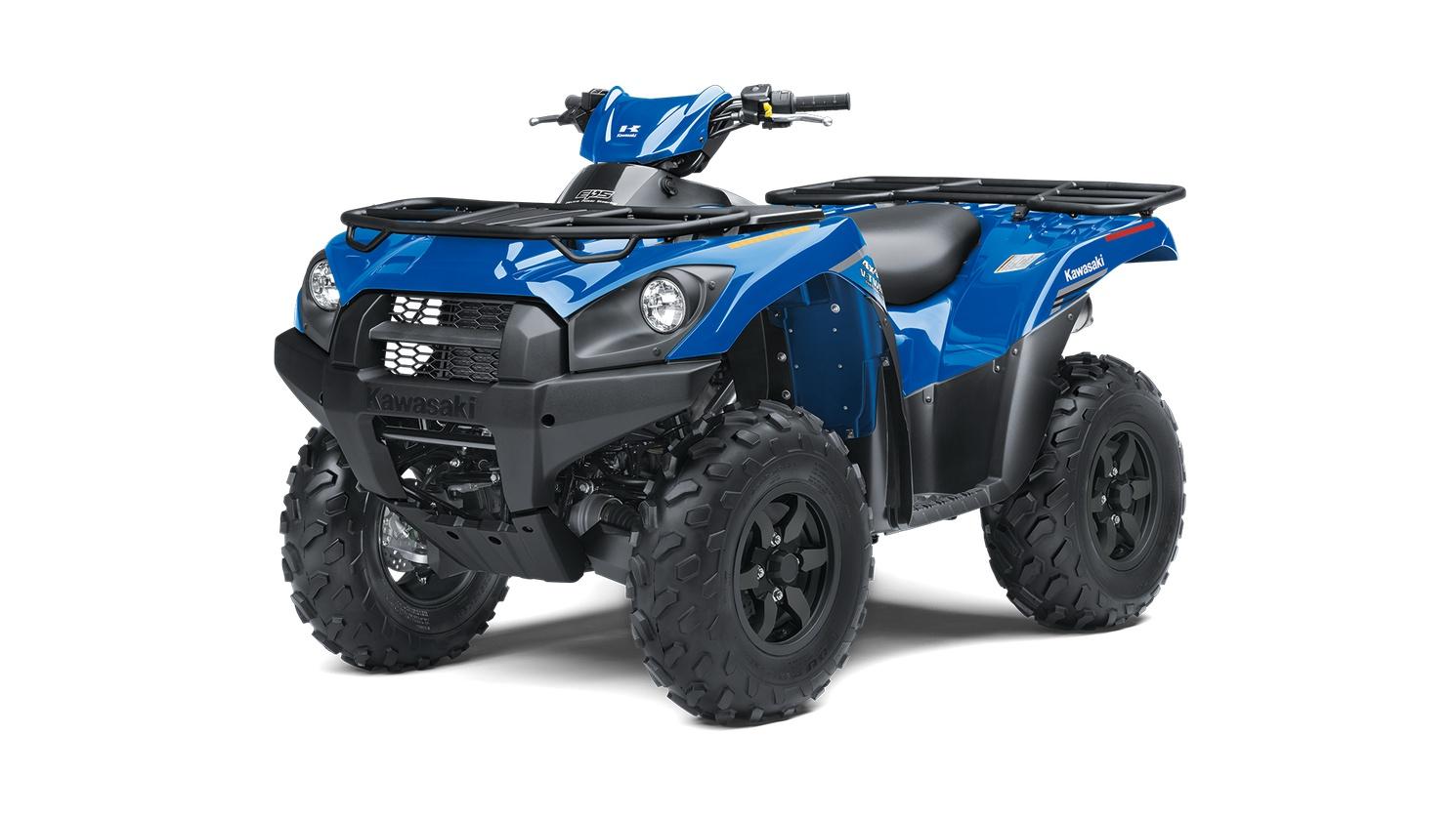 2020 Kawasaki BRUTE FORCE 750 4x4i EPS Vibrant Blue
