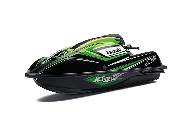 2021 Kawasaki JET SKI SX-R Ebony / Lime Green