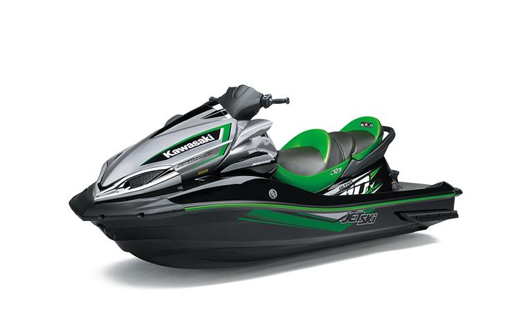 2021 Kawasaki JET SKI ULTRA 310LX Ebony / Atomic Silver