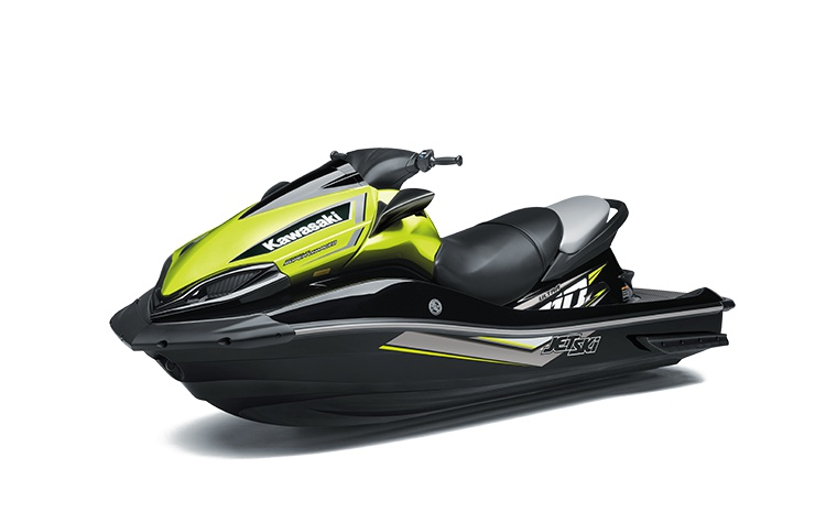 2021 Kawasaki JET SKI ULTRA 310X Ebony / Pearl Neon Yellow