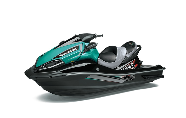 2021 Kawasaki JET SKI ULTRA LX Ebony / Riptide Turquoise