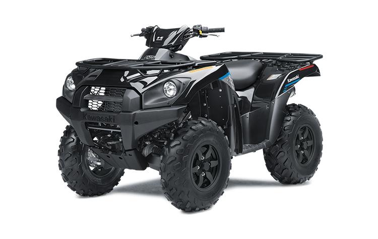 2021 Kawasaki BRUTE FORCE 750 4x4i EPS Super Black