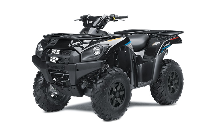 Kawasaki BRUTE FORCE 750 4x4i EPS Noir Intense 2021