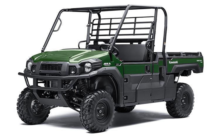 Kawasaki MULE PRO-DX EPS DIESEL Vert Sommet 2021