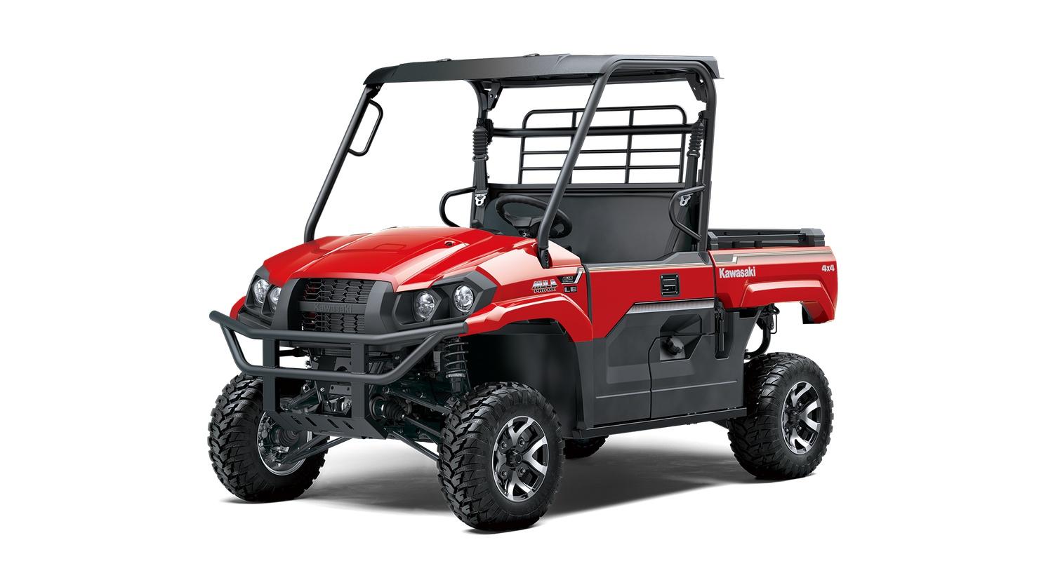 2020 Kawasaki MULE PRO-MX EPS LE Firecracker Red