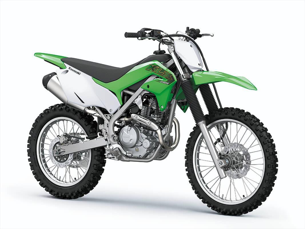 2020 Kawasaki KLX230R Lime Green