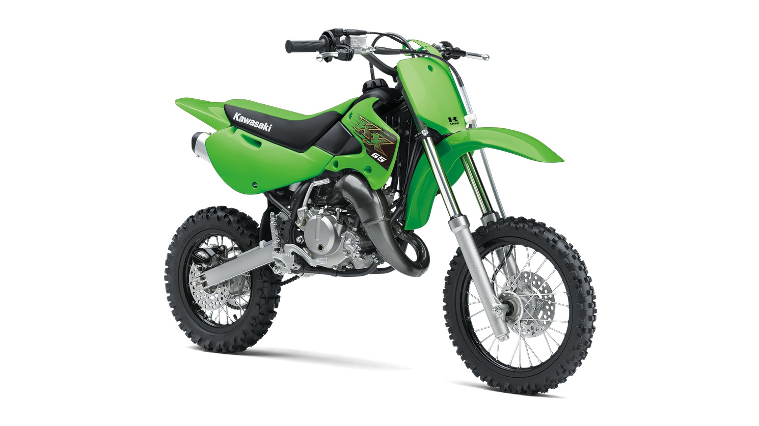 2020 Kawasaki KX65 Lime Green