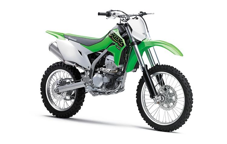 2021 Kawasaki KLX300R Lime Green