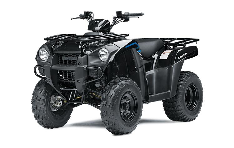 2021 Kawasaki BRUTE FORCE 300 Super Black