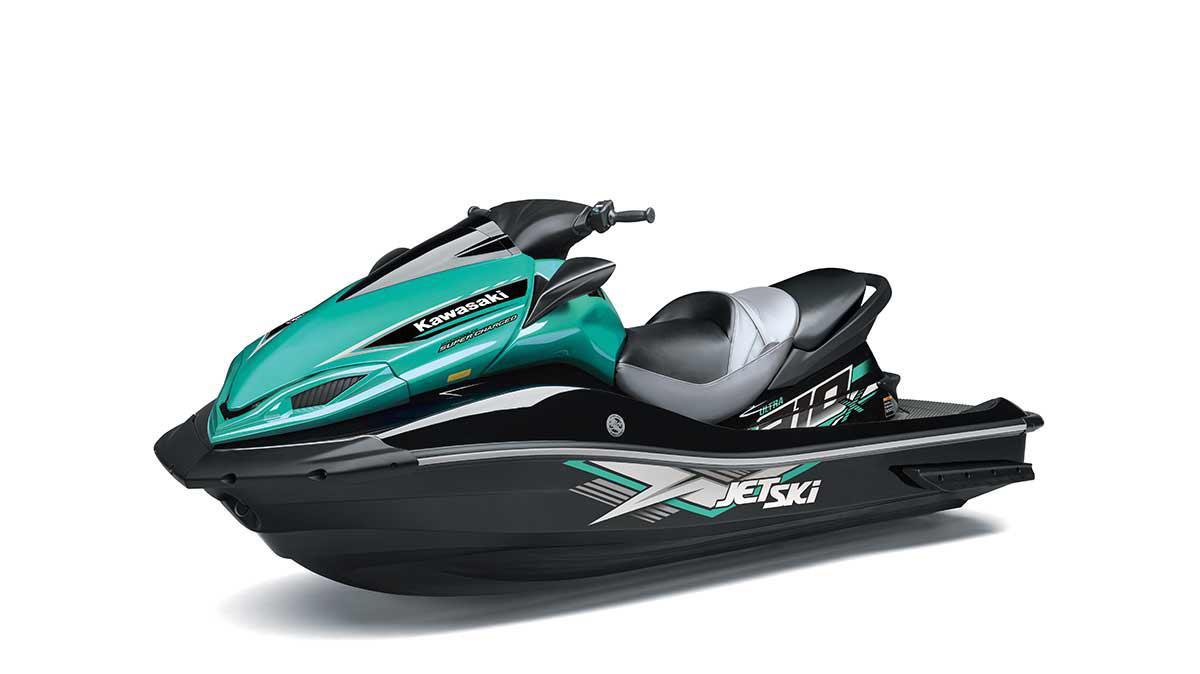 2020 Kawasaki JET SKI ULTRA 310X Ebony/Turquoise