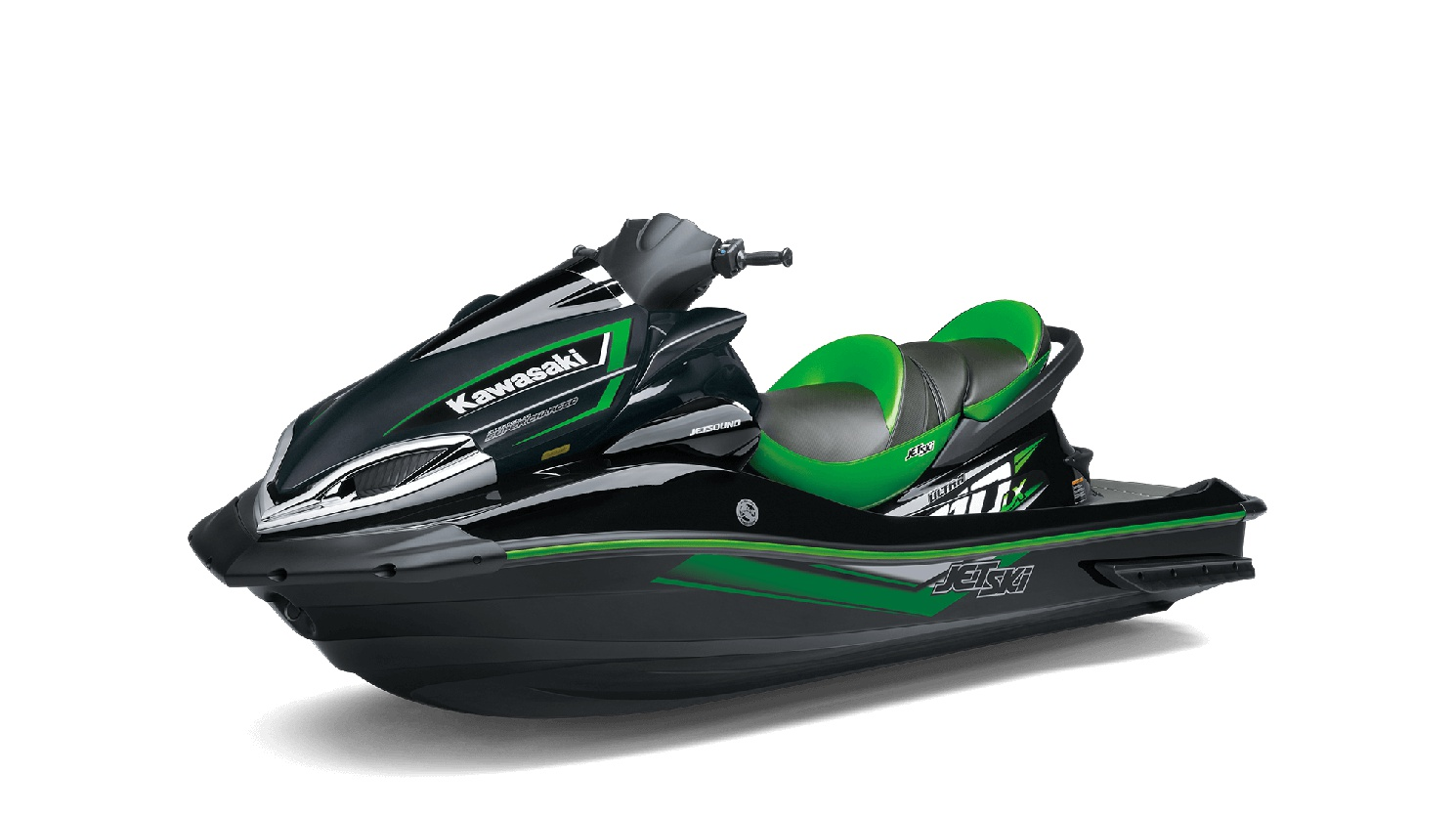 2020 Kawasaki JET SKI ULTRA 310LX Ebony/Metallic Carbon Gray
