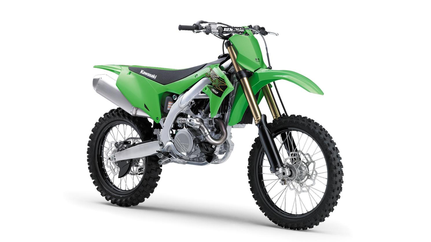 2020 Kawasaki KX450 Lime Green