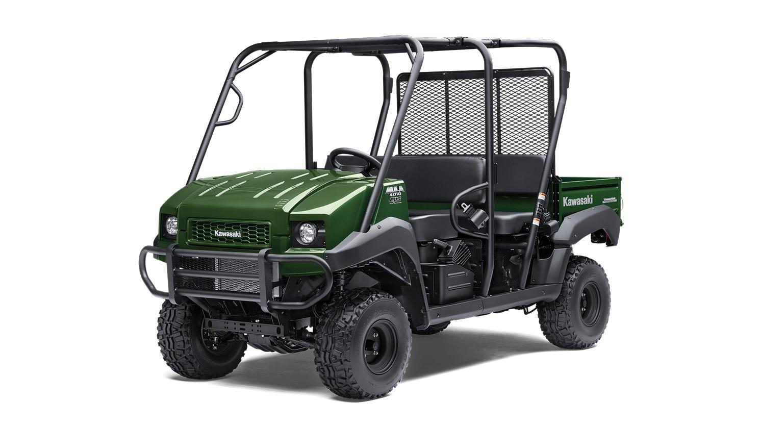 2020 Kawasaki MULE 4010 TRANS 4x4 Timberline Green