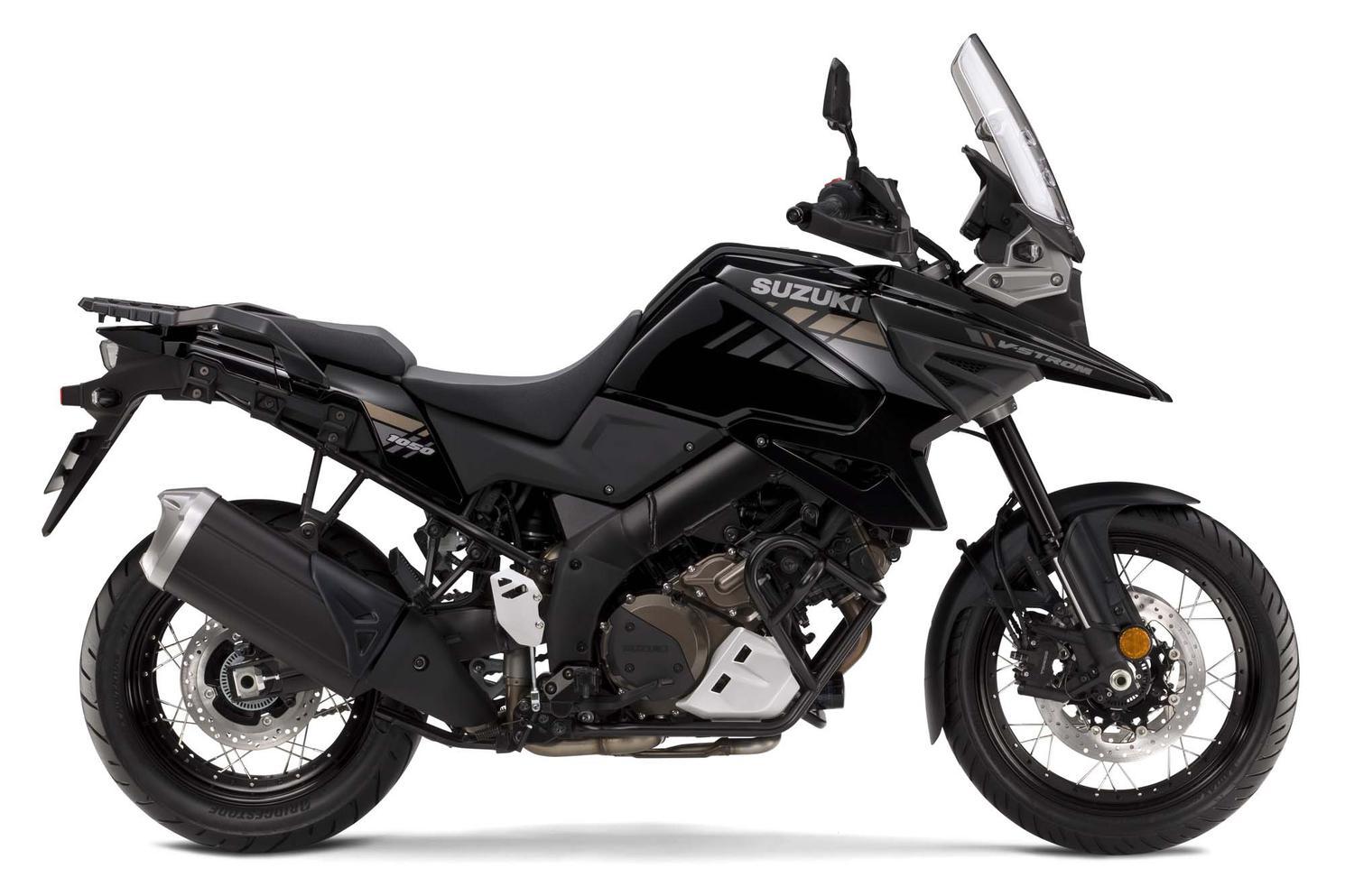Suzuki V-Strom 1050XA Gris Ombragé Metallique / Noir Lustré Scintillant 2021