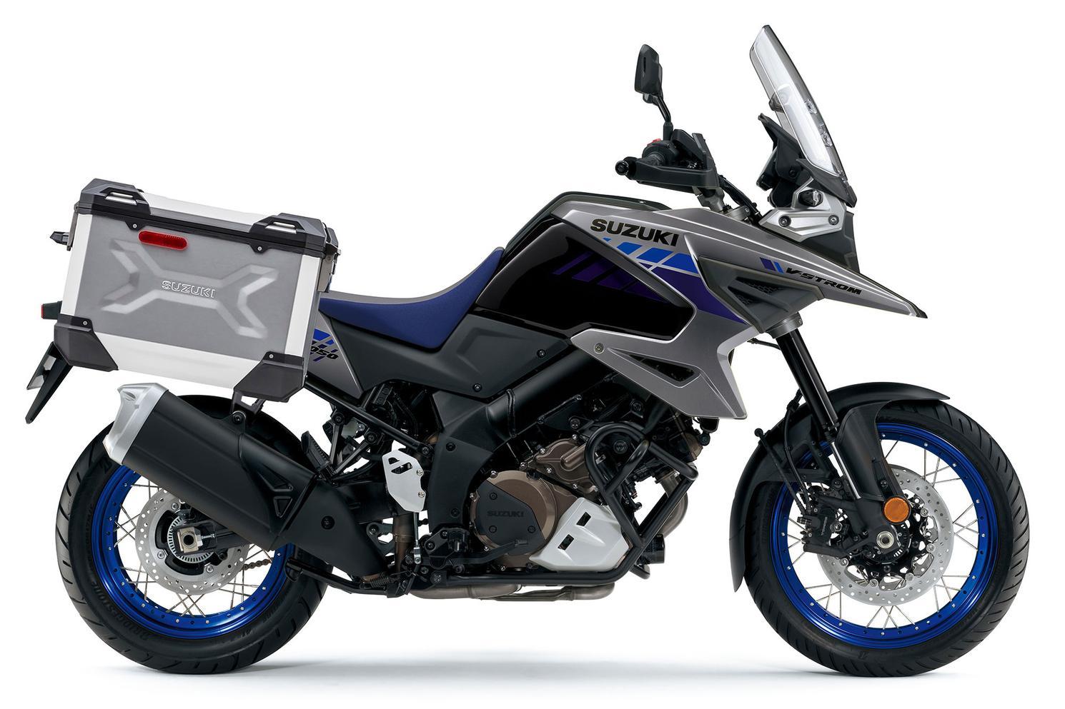 Suzuki V-Strom 1050XA ADVENTURE Noir Lustré Scintillant 2021