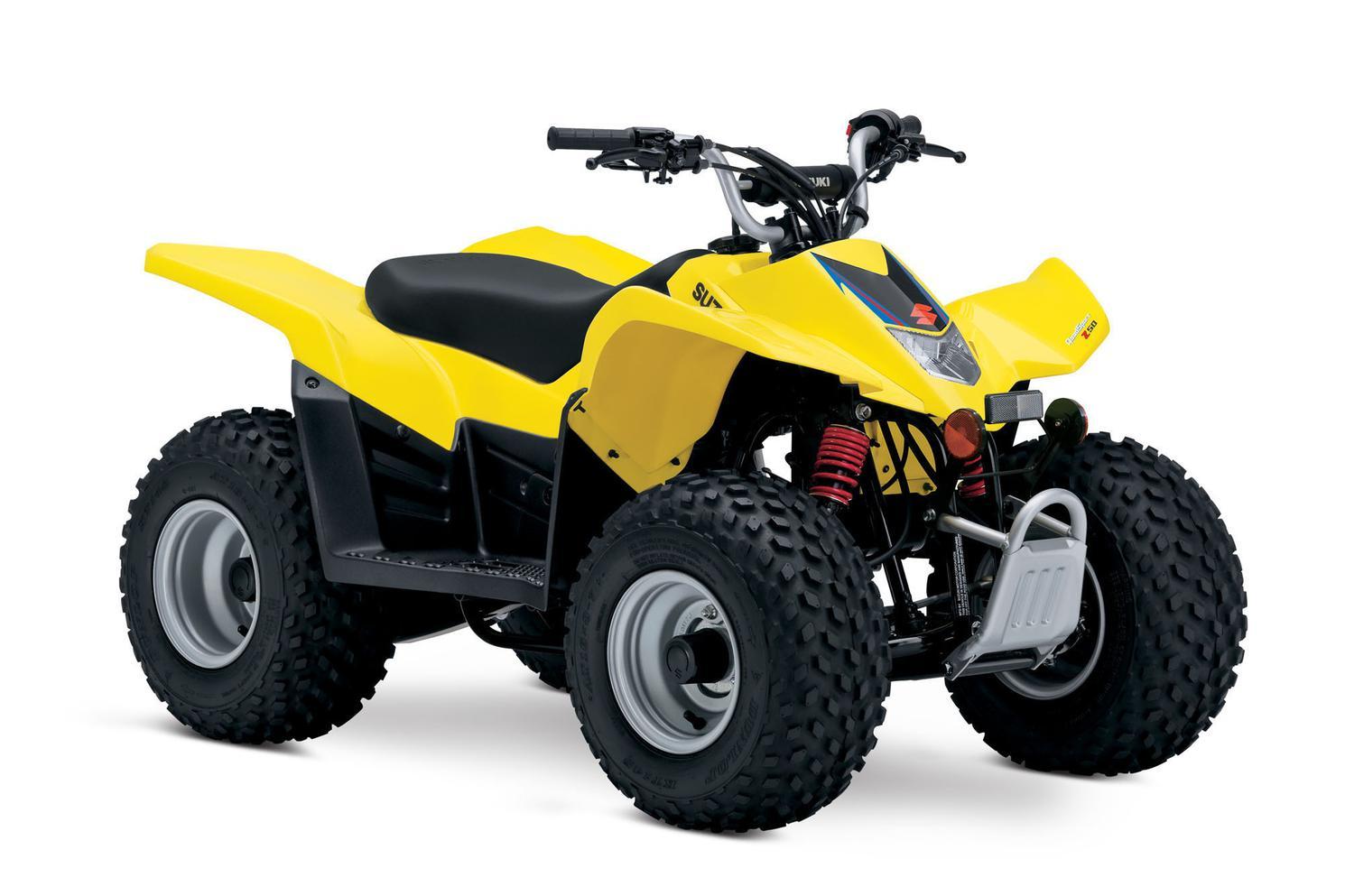 Suzuki QuadSport Z50 Jaune 2021