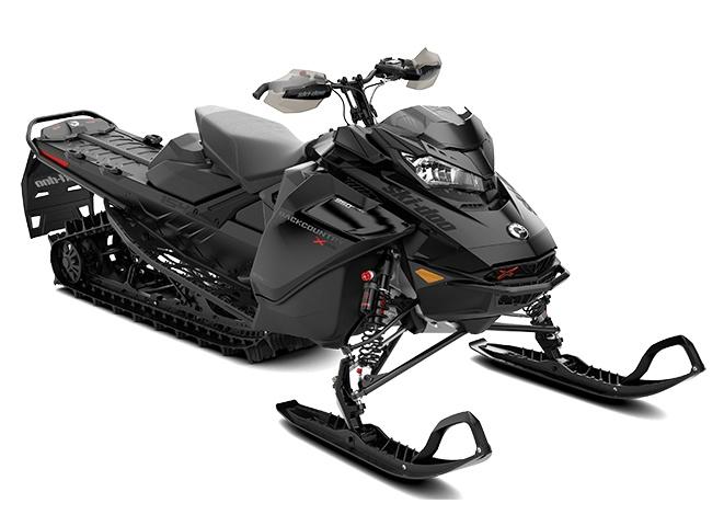 2022 Ski-Doo Backcountry X-RS Ultimate Black
