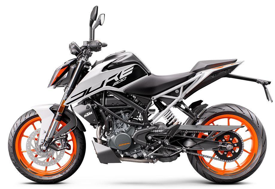 2021 KTM 200 Duke