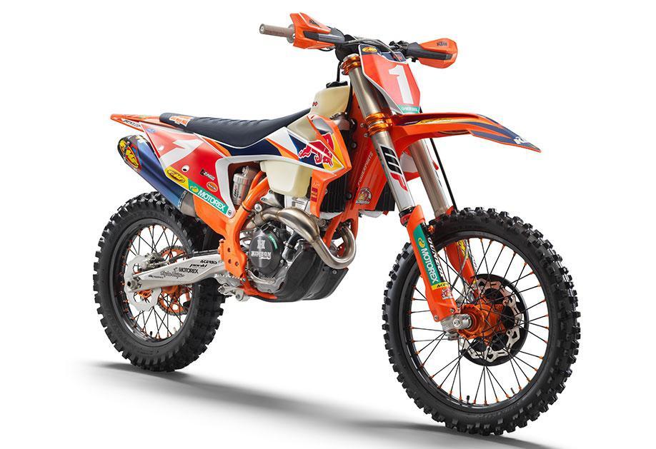 2021 KTM 350 XC-F KAILUB RUSSELL