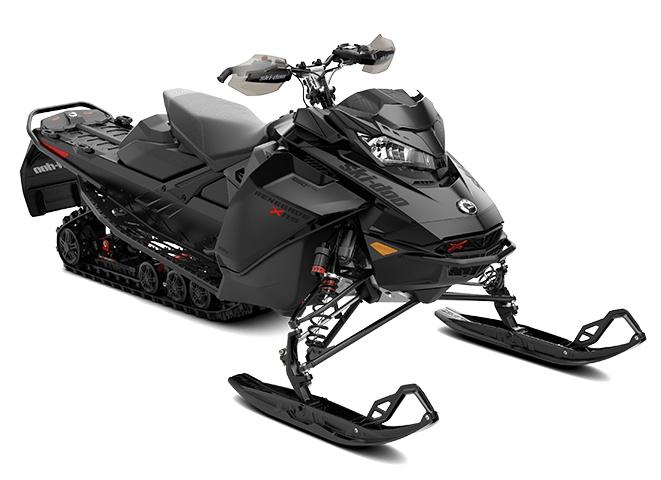 2022 Ski-Doo Renegade X-RS Rotax 900 ACE Turbo R Black
