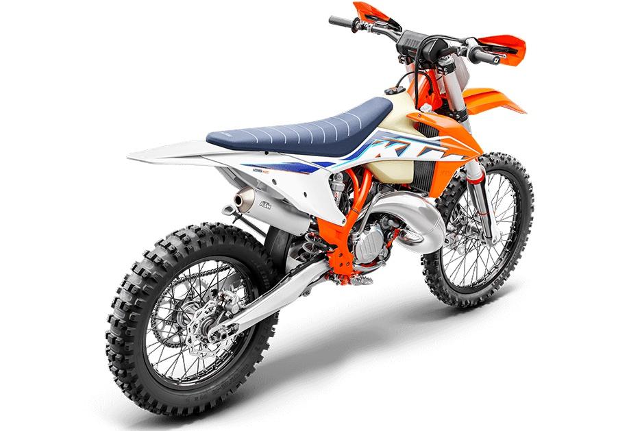 KTM 125 XC 2022
