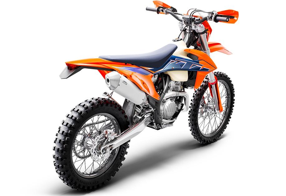 2022 KTM 350 XCF-W