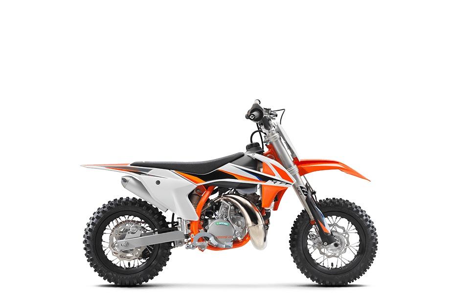 2022 KTM 50 SX Mini