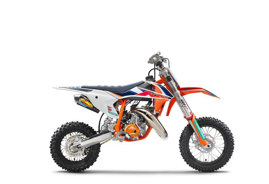 2021 KTM 50 SX Factory Edition