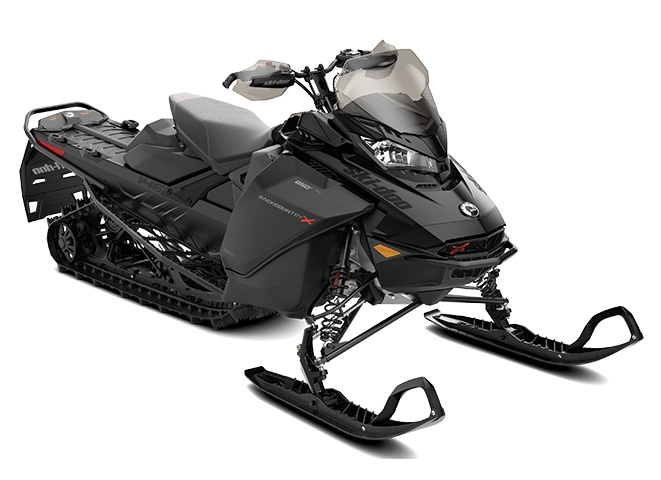 Ski-Doo Backcountry X Noir 2022