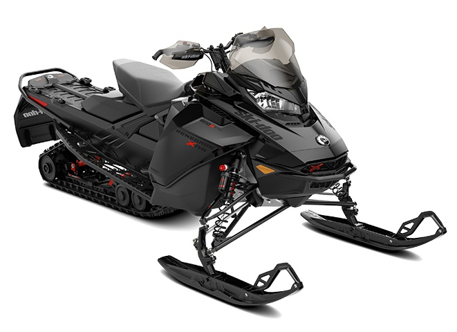 Ski-Doo Renegade X-RS Competition Package Noir 2022