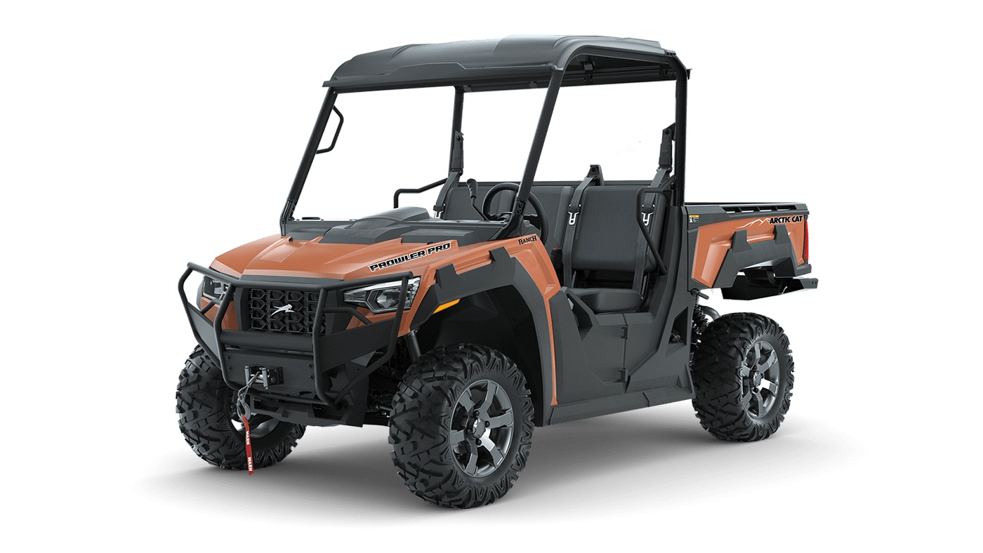 2021 Arctic Cat Prowler Pro Ranch Edition Atomic Copper