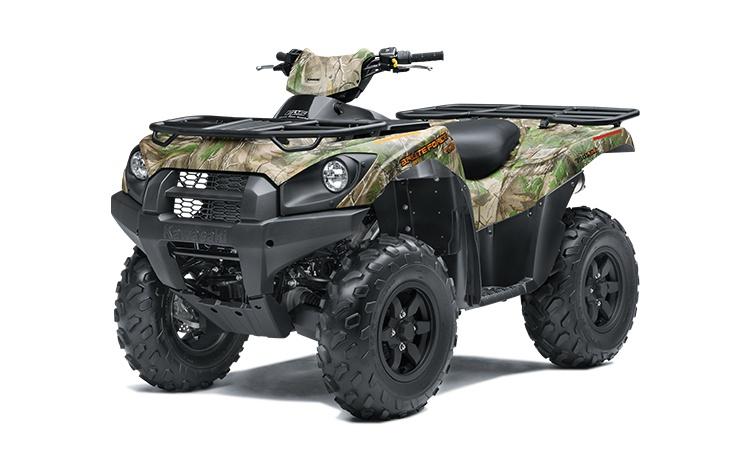 Kawasaki BRUTE FORCE 750 4x4i EPS CAMO Camouflage Realtree Apg Xtra 2022