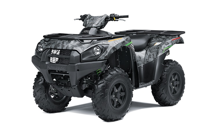 Kawasaki BRUTE FORCE 750 4x4i EPS Gris Camouflage Fragmenté 2022