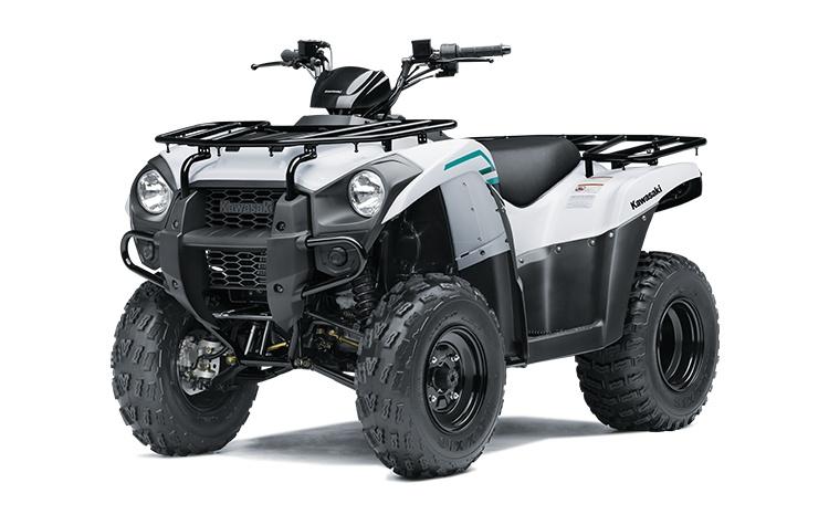 Kawasaki BRUTE FORCE 300 Blanc Brillant 2022