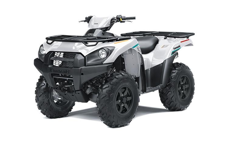 2022 Kawasaki BRUTE FORCE 750 4x4i EPS Bright White