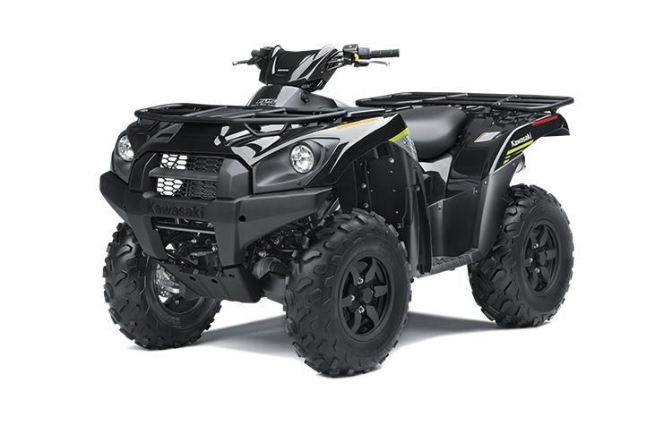 2022 Kawasaki BRUTE FORCE 750 4x4i EPS Super Black