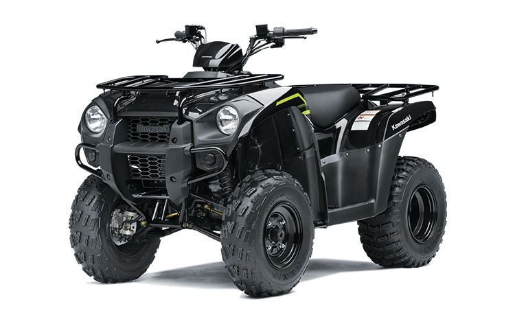 2022 Kawasaki BRUTE FORCE 300 Super Black