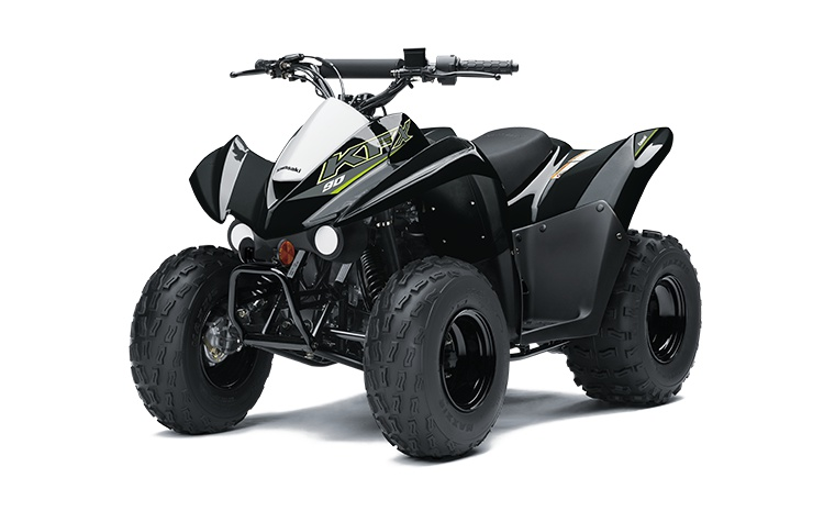 Kawasaki KFX90 Noir Intense 2022
