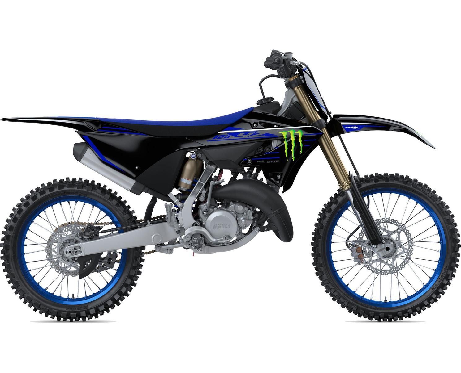 Yamaha YZ125 Motif Monster Energy Yamaha Racing 2022