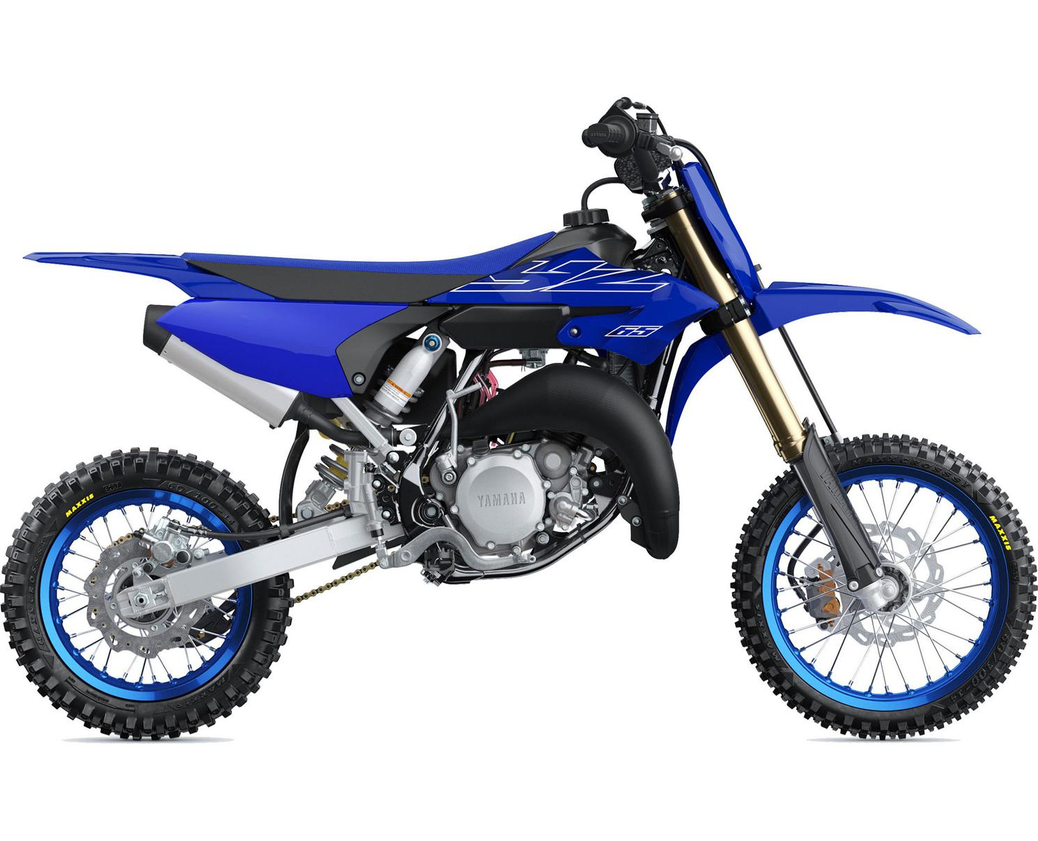 2022 Yamaha YZ65 Team Yamaha Blue