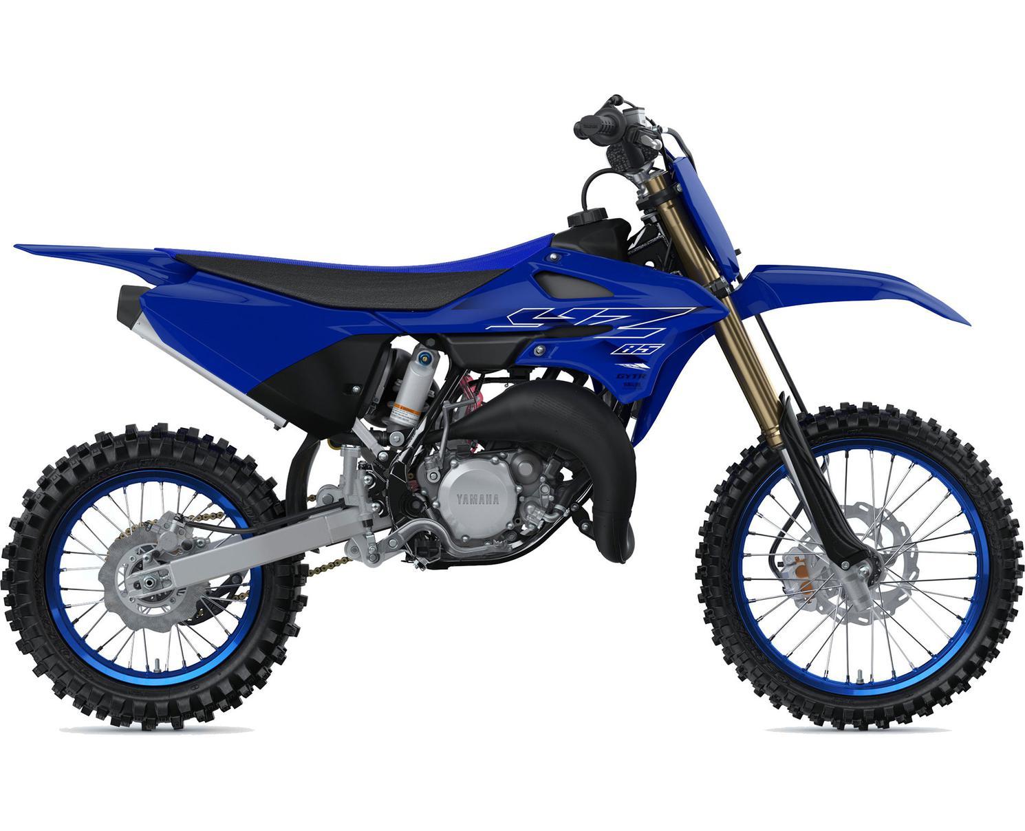 Yamaha YZ85 Bleu Team Yamaha 2022