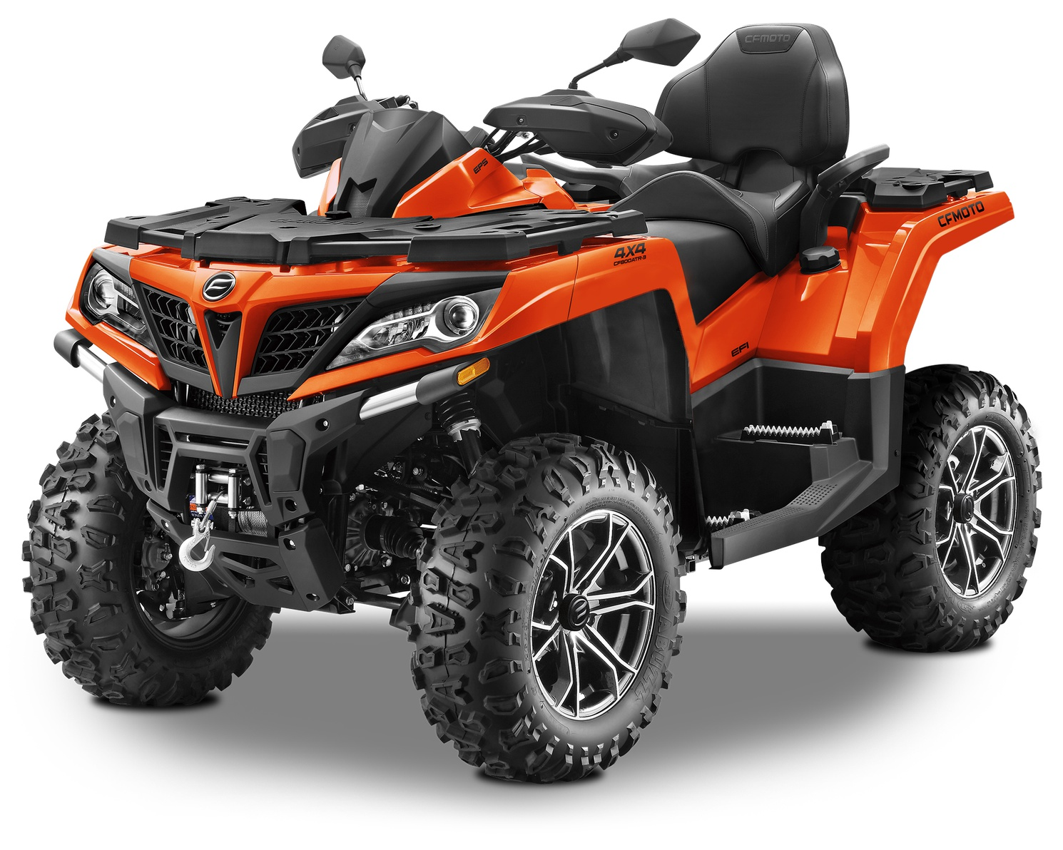 CFMOTO CFORCE 800 XC EPS LX Lava orange 2021