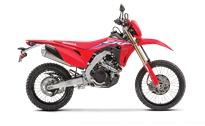 Honda CRF450RL Hors Route Rouge Extrême 2022